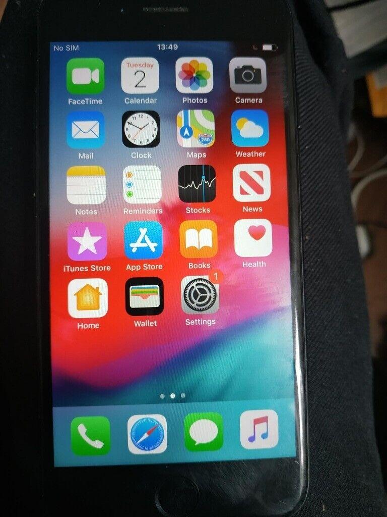 Iphone 7, 32gb, good nick, Tesco mobile and O2 (getting it unlocked) | in  Cambridge, Cambridgeshire | Gumtree