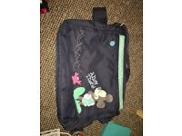 Baby Mickey Mouse nappy bag with changing mat
