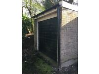 garage to rent in Prestwich, ideal for storage, close to Prestwich village
