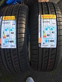 Pirelli Tyres x 2 (Brand New)
