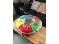 FREE - Baby donut seat