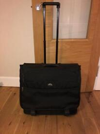 Samsonite black suit carrier, good condition, Bishopbriggs