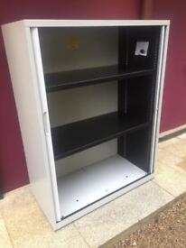 Bisley 1300 tambour cabinet