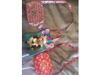 Cath kidston girls bags and jellycat rare bag