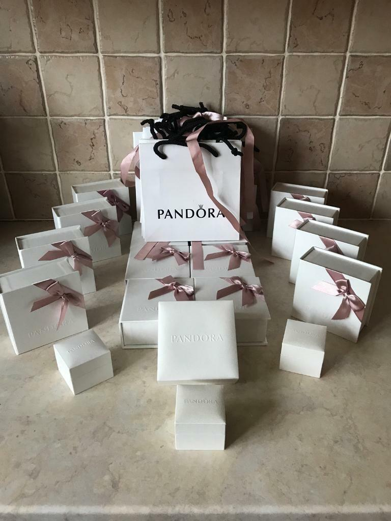Genuine pandora boxes and bags
