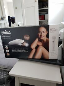Braun IPL hair removal system BD 5008 special edition