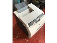 HP Laser Colour printer 3600