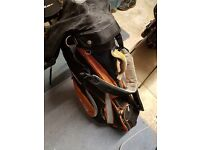 Golf stand bags used in good condition