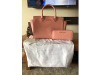 Michael Kors handbag and purse