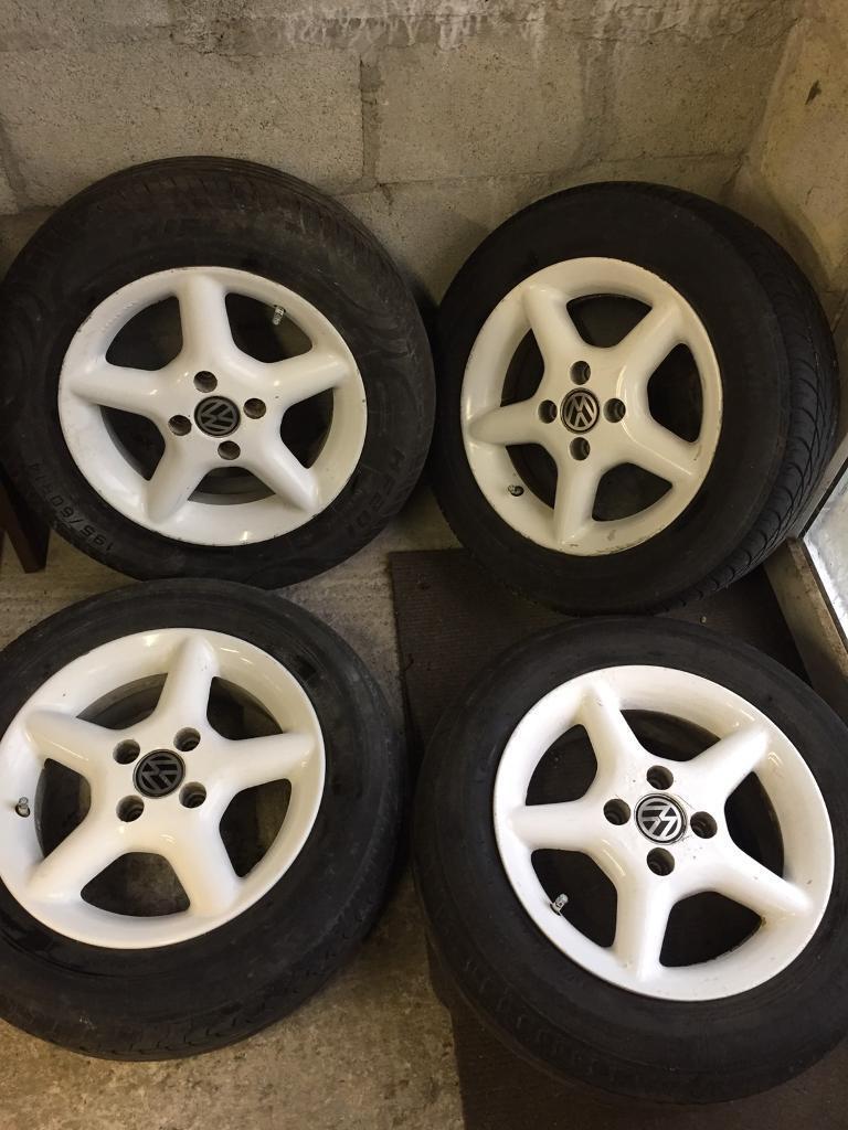 Alloy wheels 4x100