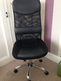 As new office chair