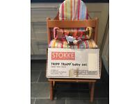 Tripp trapp high chair by Stokke *can deliver*