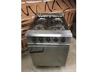 Falcon commercial gas cooker