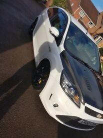 Focus st,12 mths MOT, 320bhp, 11k in mods,block mod done