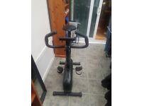 York Fitness Exercise Bike - like new