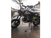 Pit bike 125 spares / repairs motocross