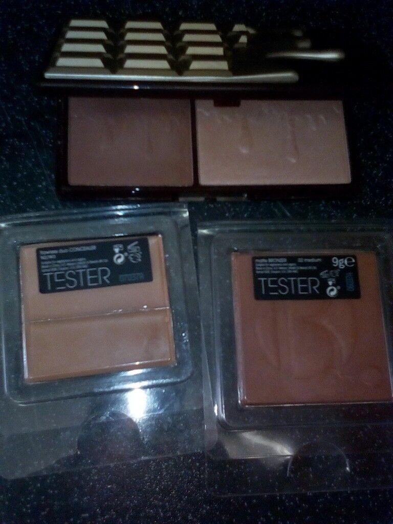 Bronzer,concealer,contour,glow bundle NEW