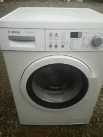 Washing machine Bosch top of the range