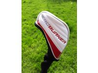 Aero Burner 22 degree Taylormade (not ping callaway titleist)