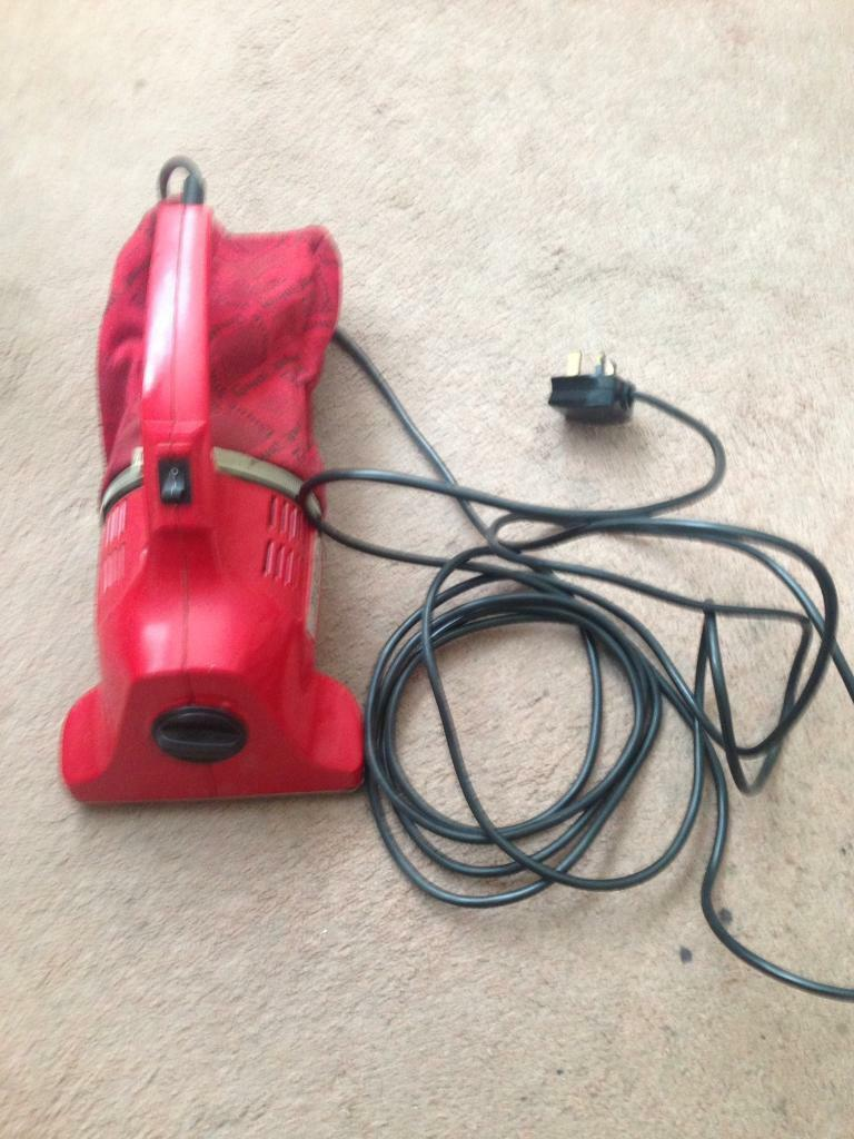 Dirt devil handheld vacuum