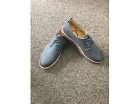 Leather shoes size UK 7