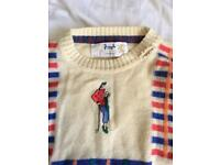 PRINGLE OF SCOTLAND VINTAGE SWEATER