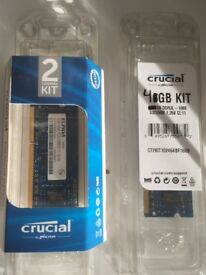 MacBook Pro RAM 4GB KIT