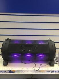 Intimidation Bluetooth Speaker