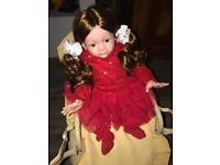 Reborn toddler doll 24 inch child friendly