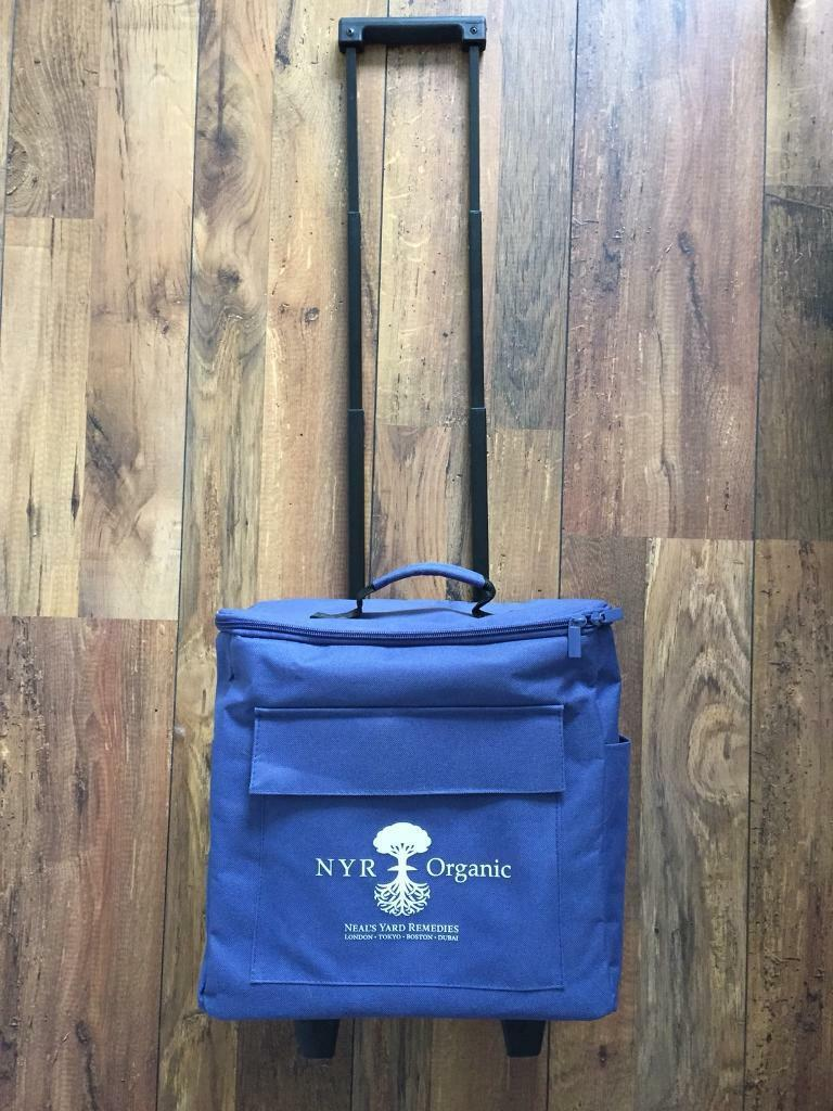 Neals Yard Organic Remedies Consultants Trolley Free! | in