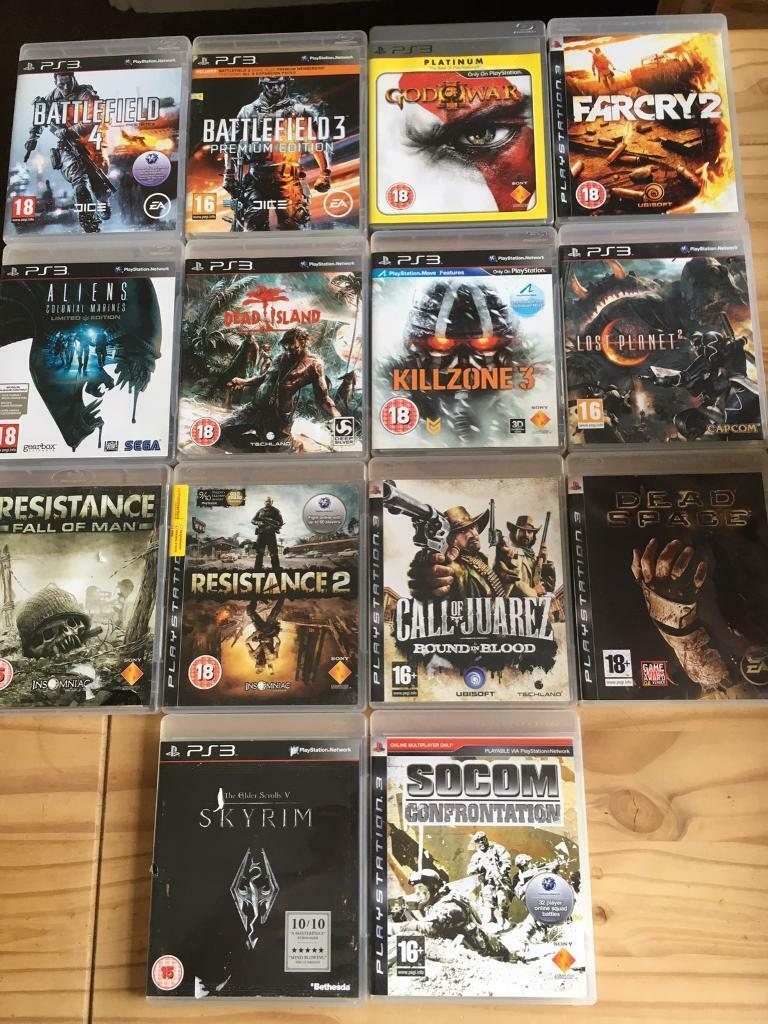 PS3 games | in Hartlepool, County Durham | Gumtree