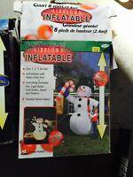 Giant Inflatable SnowMan