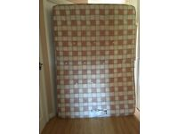 Double Mattress 4ft 6in