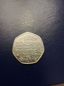 Benjamin Britten - 50p - £13 (incl P&P)