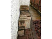 Concrete Paving / Slabs - Various Sizes - Job Lot