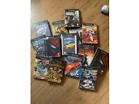 NINTENDO GAMECUBE GAMES £5 EACH NEED FOR SPEED WARIO ETC DISCS BOXED