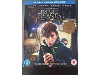 Fantastic Beasts Blu Ray