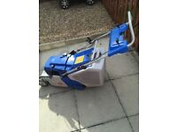 Yamaha ylm lawnmower 3 speed self drove or can push as normal