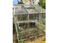 Glass Greenhouse for sale - FREE Richmond / Mortlake area