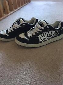Size 8 Airwalk shoes