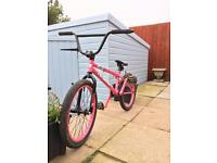 "Pro BMX Bike 20"" Full Size. Not iPhone 6 7 Samsung PS4 edge pit 125"