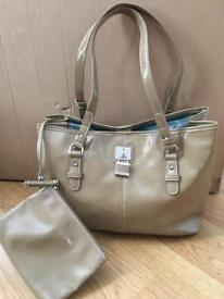 Nine West Handbag, Biscuit Colour