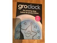 Brand new Gro clock