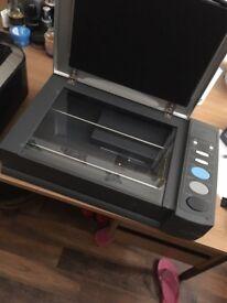 Plustek OpticBook 3600 Plus Flatbed Scanner