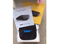BNIB Not Used NowTV Smart Box