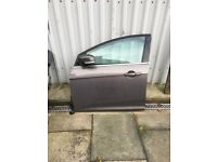 Ford Focus 2012-2015 passenger side Front door breaking
