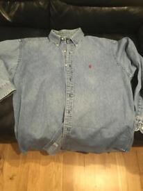 Ralph jean shirt
