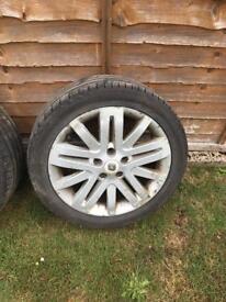 Renault Laguna wheels
