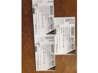 Michael Ball & Alfie Boe Concert x 3 tickets. Scarborough Open Air Theatre. Wed 28th June 2017
