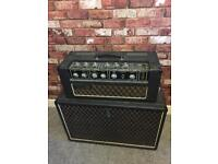 Vox Conqueror Head and Cab guitar amplifier - solid state